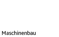 Department Maschinenbau